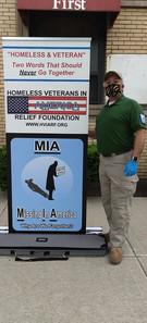Veterans Food Pantry 5/28/20