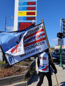 March for Homeless Veterans