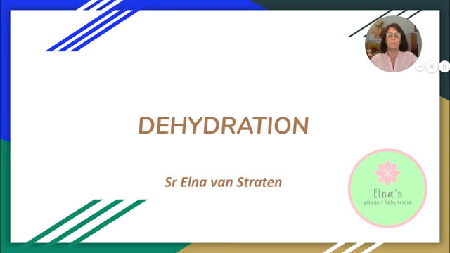 Dehydration: The silent enemy