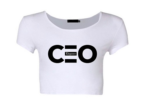CEO Crop Top