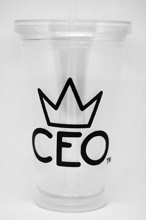 CEO Tiara Tumbler