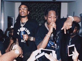 Travis Scott confirmed that a joint project with the Migos' Quavo is in the works.