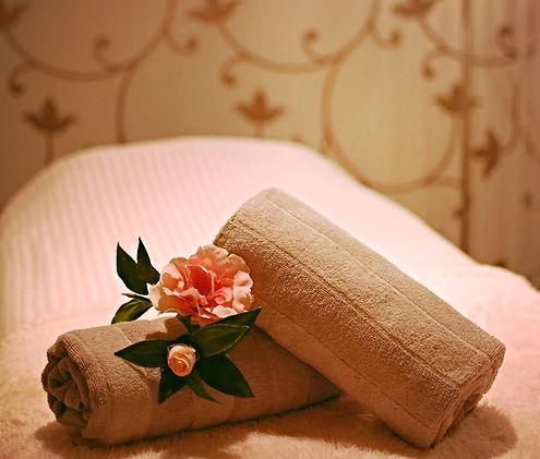 Soft towels