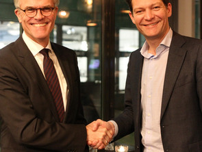 A FESTIVE FAREWELL FOR NORBERT SIEBELS – Growing Media Europe´s chairman hands over