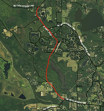 satellite view of South Highway 314A