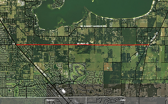 satellite of County Road 42