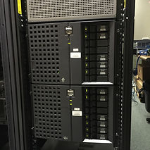 Server internet technology infrastructure