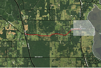 satellite of County Road 320
