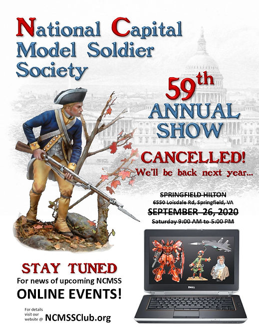 NCMSS 59th Annual Show Flyer Cancelled.j