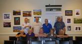 Club Exhibit at Fredericksburg Visitor C