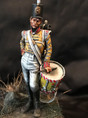 Gold-Drummer Boy 77th East Middlesex