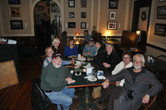Members at J. Brian's Tap Room - Opening
