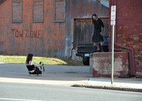 Street Photography-Tow Zone