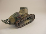 Silver- Renault FT 75BS