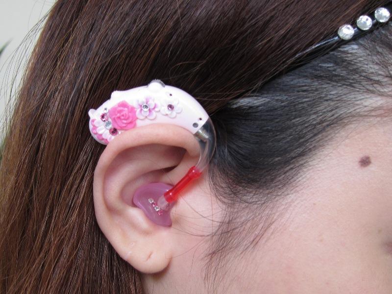 デコ補聴器 15