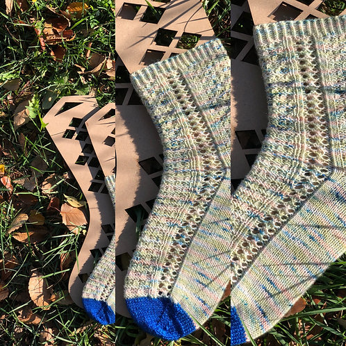 Honeydew Ewe Breathe Socks