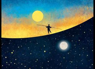 Balanced on the Tightrope