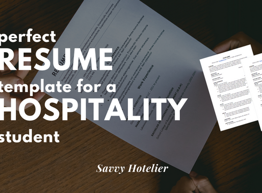 The Perfect Resume Template | How to Get Your Resume Noticed