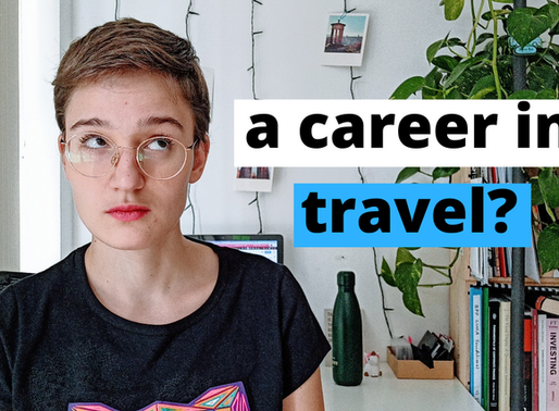 Secret Jobs in the Travel & Airline Industry | Travel Jobs You Never Knew About