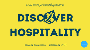 """NEW: Join me live and discover the """"hidden"""" jobs in hospitality!"""