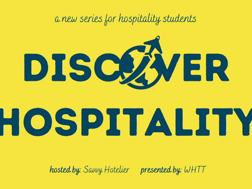 "NEW: Join me live and discover the ""hidden"" jobs in hospitality!"