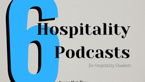 The 6 Hospitality Podcasts for Hospitality Students