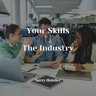 Skills & Industry Match