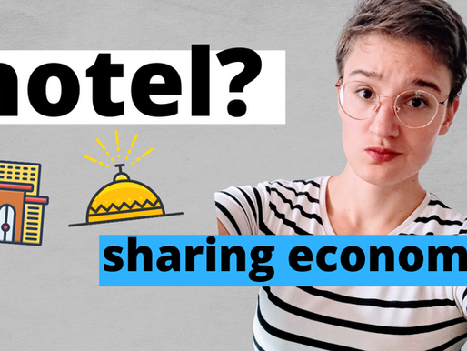 The Sharing Economy Career Options | Hospitality Industry Careers for Students