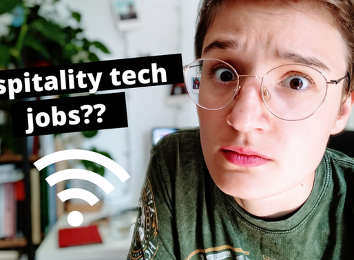 Hospitality Technology - Secret Career Opportunity for Students
