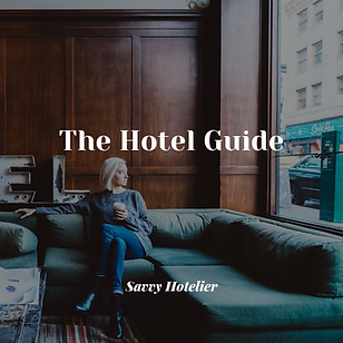 The Hotel Guide: detailed hotel org chart and their jobs