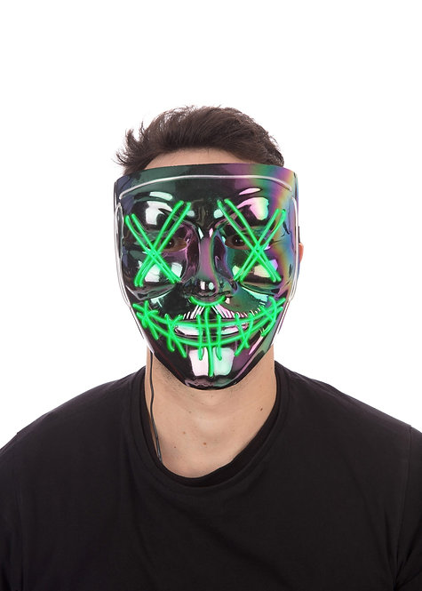 Anarchy Rebellion Light up Mask