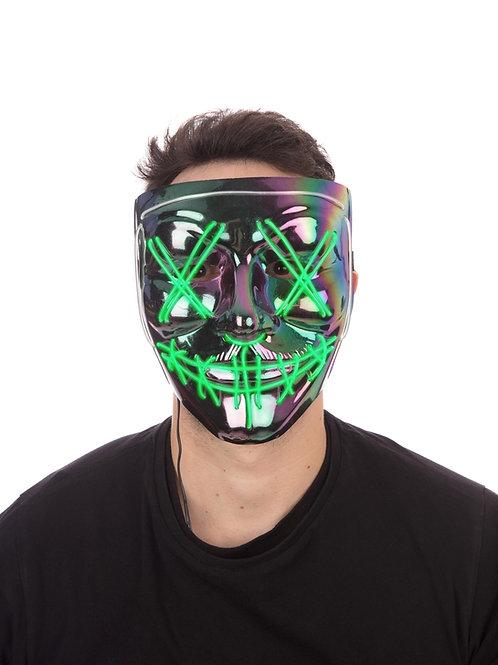 Anarchy Rebellion Light up Mask