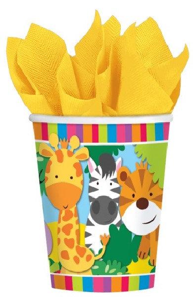 Jungle Friends Cups