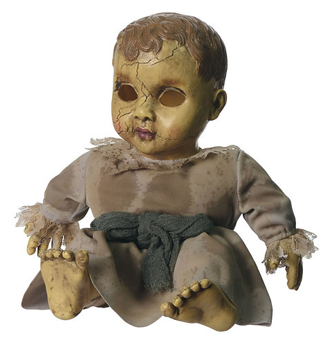 Haunted Doll with Sound Figure
