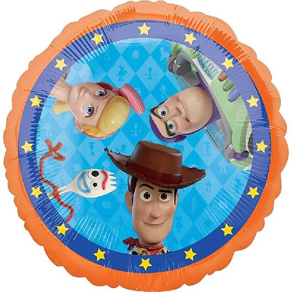 Toy Story 4 Foil Balloon