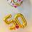 Thumbnail: Table Number Balloon
