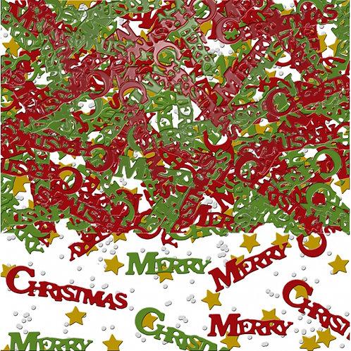 Christmas Table Confetti