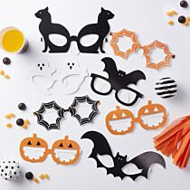Halloween Photo Booth Glasses