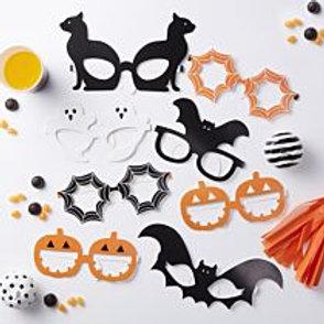 Halloween Photo Booth Glasses