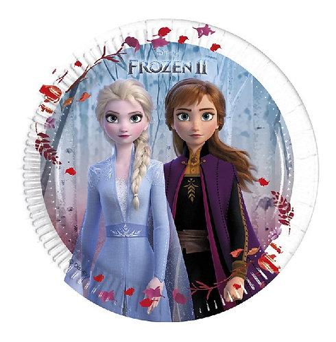 Frozen 2 Plates