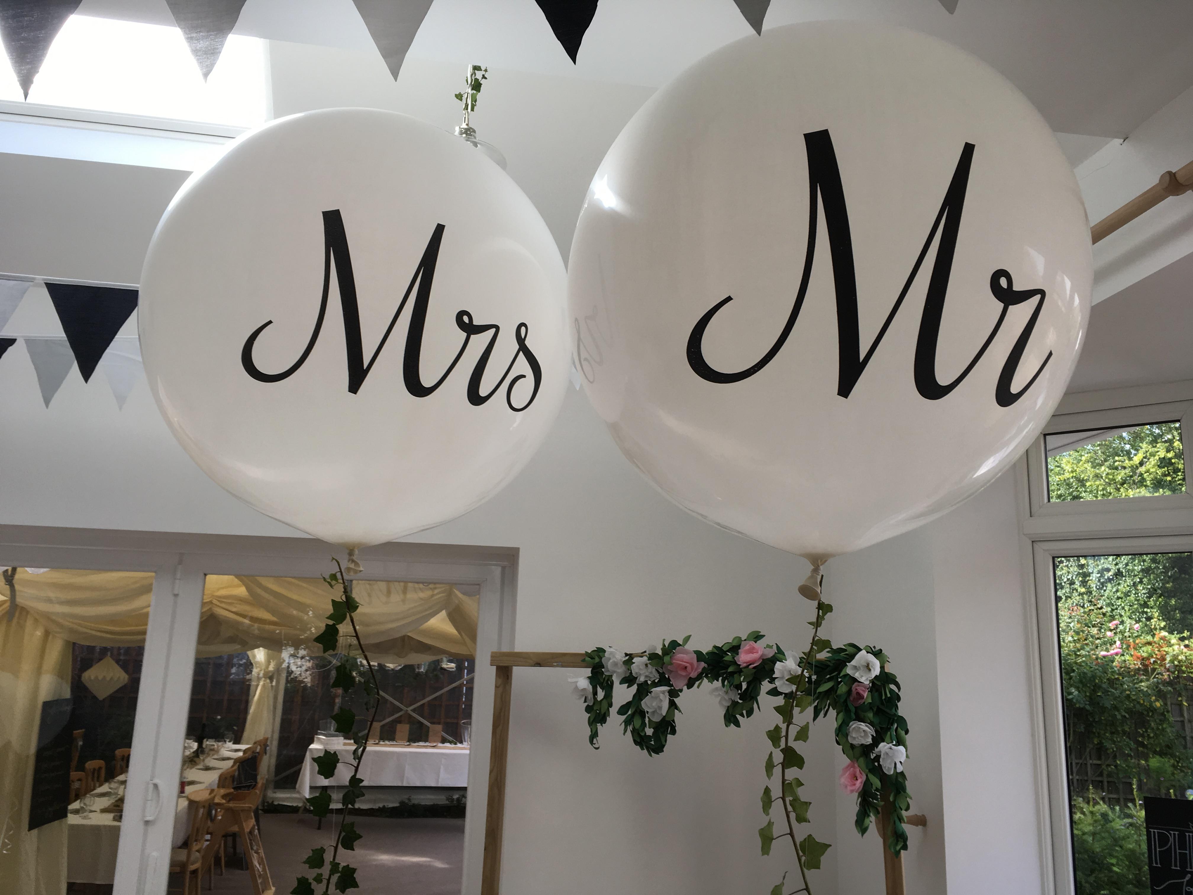 MR & Mrs Ivy Garland Geronimo's