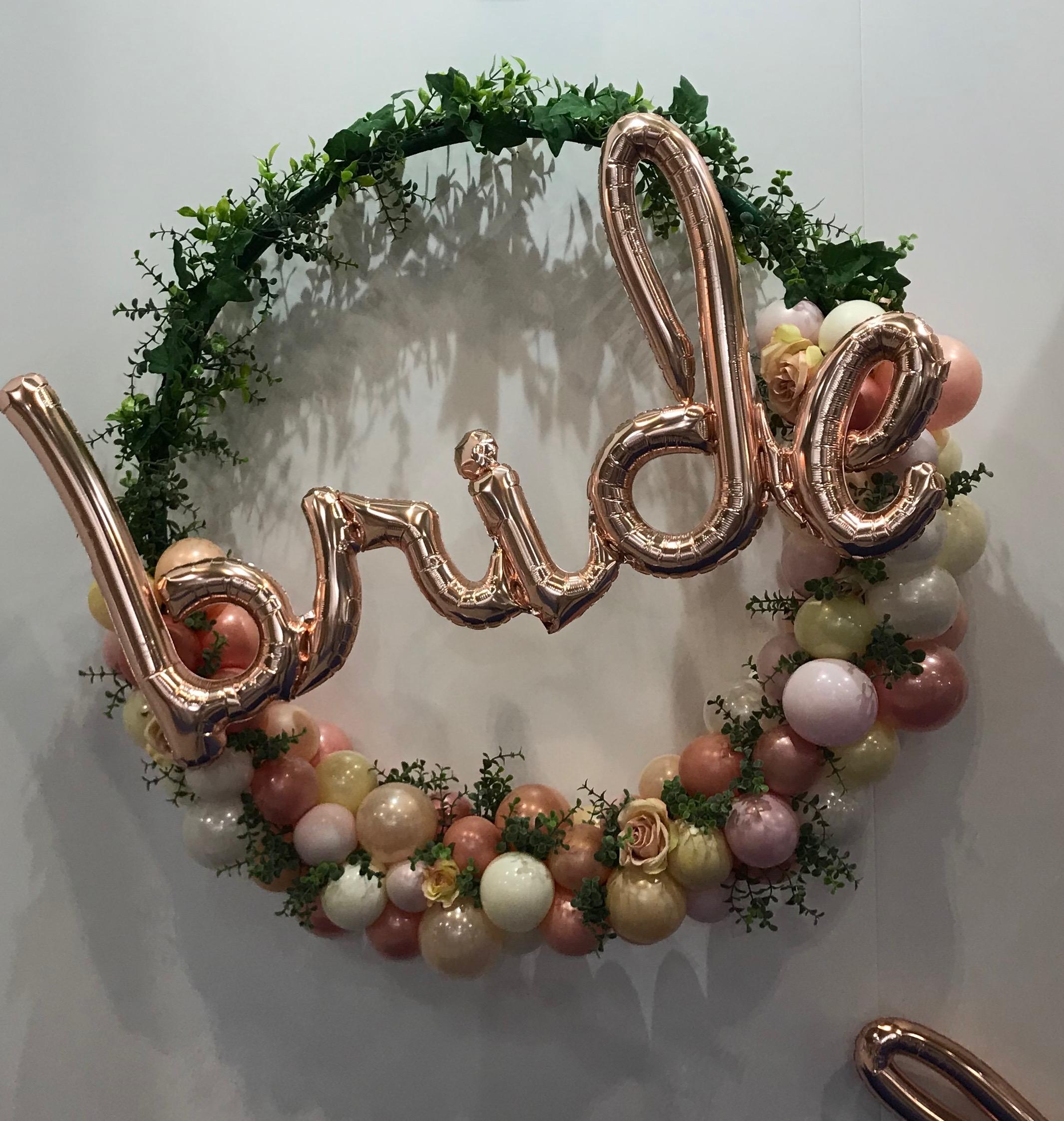 Bride Organic Hoop