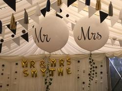 Mr & Mrs Geronimo's