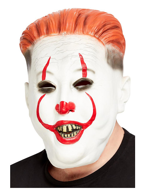Clown Dictator Overhead Mask