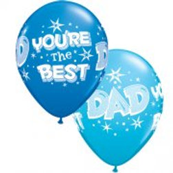 You're The Best Dad Balloons