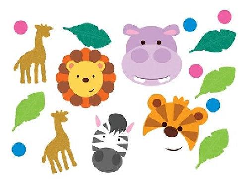 Jungle Friends Confetti