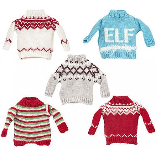 Elf Deluxe Christmas Jumper