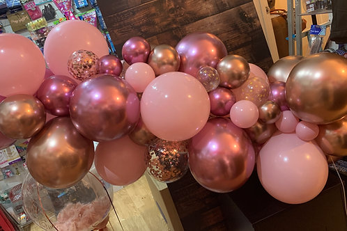 INFLATED Balloon Garlands