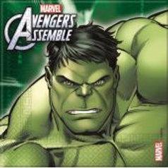 Avengers Multi Hero Napkins