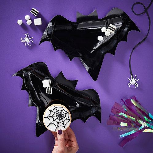 Bat Shaped Plates